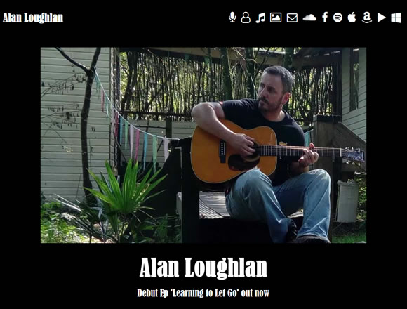 music by alan loughlan